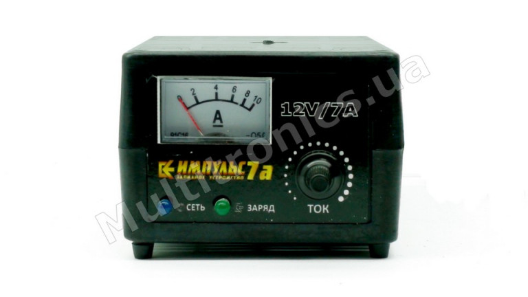 Импульсное зарядное устройство Импульс (7 Ампер)