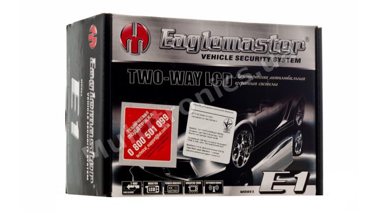 Автосигнализация двухсторонняя Eaglemaster E1