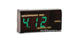 Тахометр Multitronics DM20