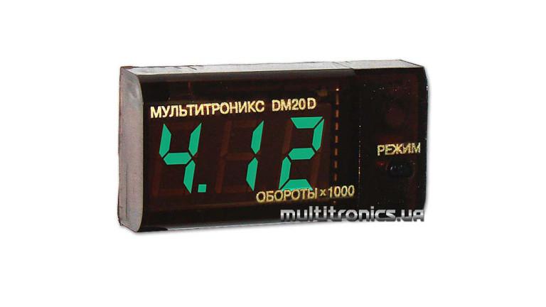 Тахометр Multitronics DM20D