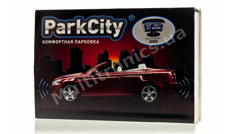 Парктроник ParkCity Kiev 818/302L Black