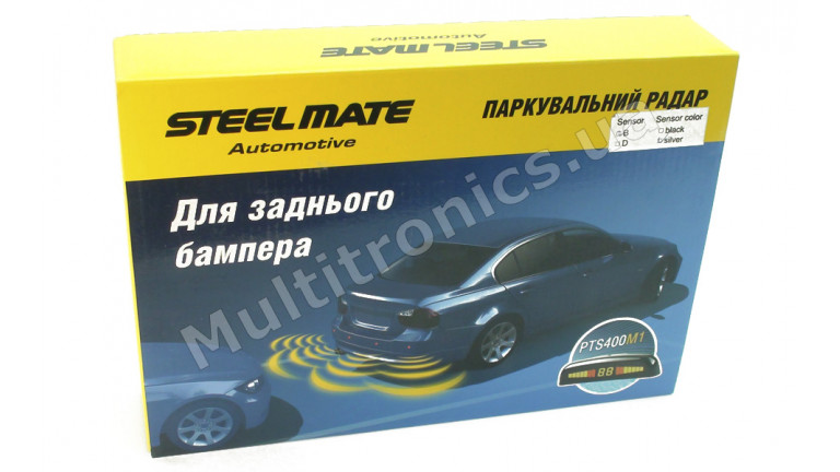 Парктроник SteelMate PTS400M1B