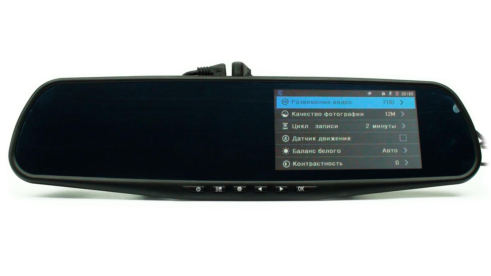 vehicle blackbox dvr full hd 1080 инструкция на русском зеркало