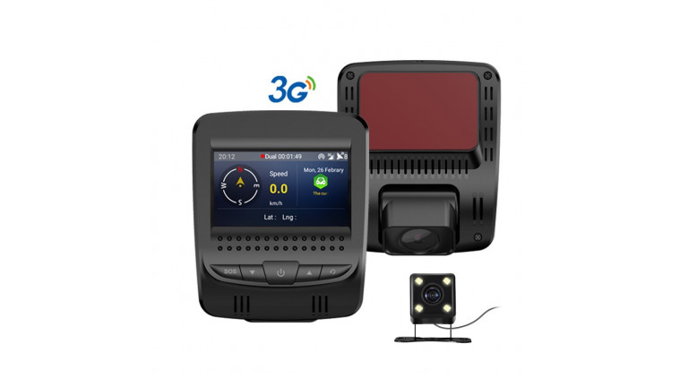 Видеорегистратор Phisung T9 3G Wi-Fi