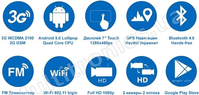 Основные особенности Firstscene C08