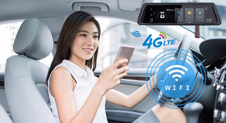 Поддержка 4G и Wi-Fi